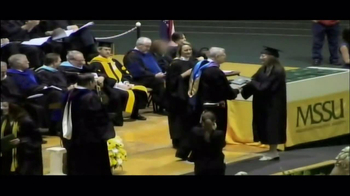 Ready.gov TV Spot, 'Graduation Ceremony' - Thumbnail 2