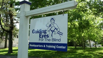 Guiding Eyes for the Blind TV Spot Featuring Eli Manning - Thumbnail 4