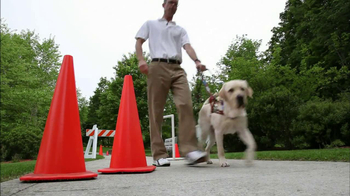 Guiding Eyes for the Blind TV Spot Featuring Eli Manning - Thumbnail 5