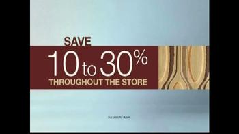 La-Z-Boy Bonus Coupon Sale TV Spot, Feat Brooke Shields - Thumbnail 7