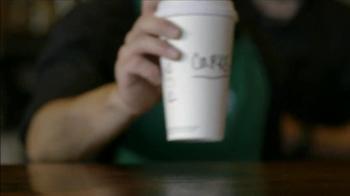Starbucks Verismo TV Spot - Thumbnail 4