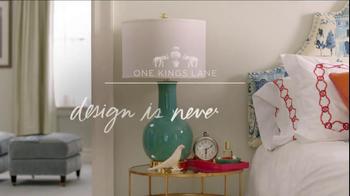 One Kings Lane TV Spot, 'The Broken Lamp'