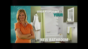 Bath Fitter TV Spot 'Wow'  - Thumbnail 3
