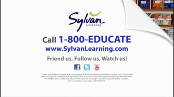 Sylvan Learning Centers TV Spot, 'Math Homework' - Thumbnail 8