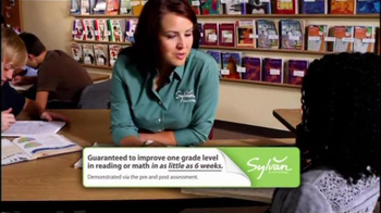 Sylvan Learning Centers TV Spot, 'Math Homework' - Thumbnail 6