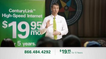 CenturyLink Rate TV Spot, '5 Years' - Thumbnail 2