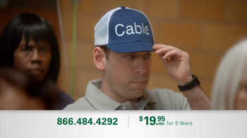 CenturyLink Rate TV Spot, '5 Years'