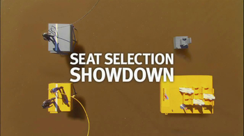 Southwest Airlines TV Spot, 'Seat Selection Showdown' - 7 commercial airings