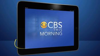CBS This Morning App TV Spot - Thumbnail 1