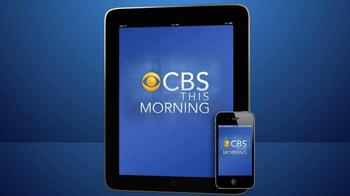 CBS This Morning App TV Spot - Thumbnail 7