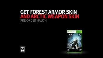 GameStop Halo 4 Preorder TV Spot - Thumbnail 9