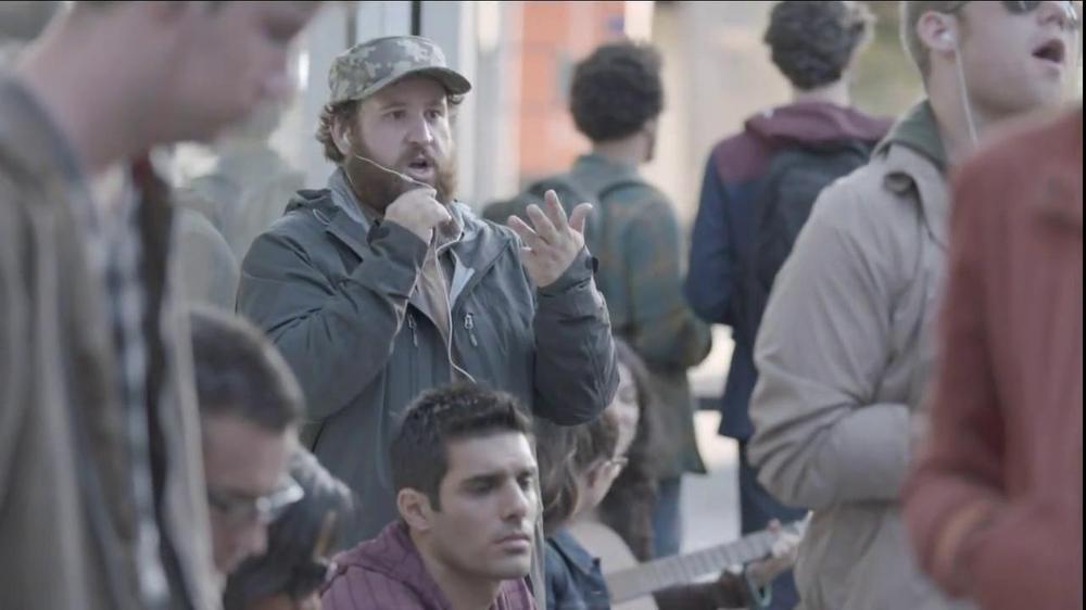 Samsung Galaxy S III TV Commercial, 'Ten-Hour Line'