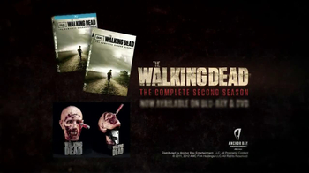 The Walking Dead Season 2 on Blu-Ray and DVD TV Spot - Thumbnail 7