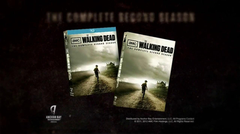 The Walking Dead Season 2 on Blu-Ray and DVD TV Spot - Thumbnail 2