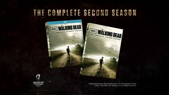 The Walking Dead Season 2 on Blu-Ray and DVD TV Spot