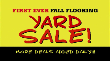Lumber Liquidators First-Ever Fall Flooring Sale TV Spot - Thumbnail 10