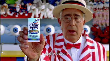Clear Eyes Complete TV Spot, 'Carnival Game' feat. Ben Stein - Thumbnail 10