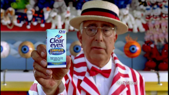 Clear Eyes Complete TV Spot, 'Carnival Game' feat. Ben Stein - Thumbnail 6