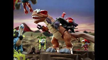 Imaginext Mega T-Rex and Dinos TV Spot