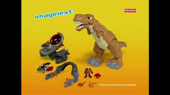 Imaginext Mega T-Rex and Dinos TV Spot - Thumbnail 10