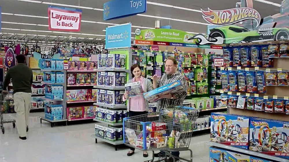 Walmart Layaway TV Commercial, 'Double-Headed Coin'