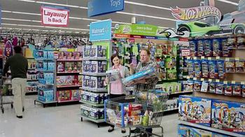 Walmart Layaway TV Spot, 'Double-Headed Coin' - Thumbnail 1