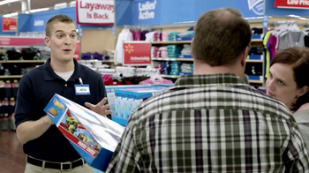 Walmart Layaway TV Spot, 'Double-Headed Coin' - Thumbnail 5