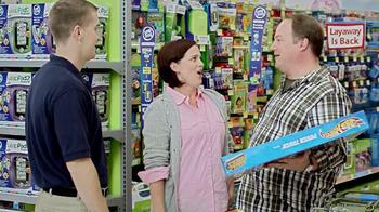 Walmart Layaway TV Spot, 'Double-Headed Coin' - Thumbnail 6