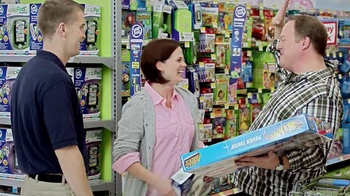 Walmart Layaway TV Spot, 'Double-Headed Coin' - Thumbnail 7