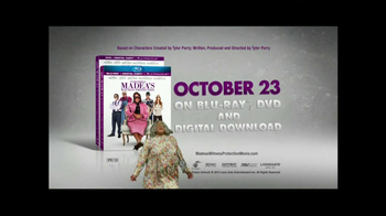 Tyler Perry\'s Madea\'s Witness Protection on Blu-Ray and DVD TV Spot