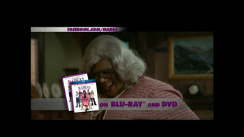 Tyler Perry's Madea's Witness Protection on Blu-Ray and DVD TV Spot - Thumbnail 1