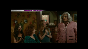 Tyler Perry's Madea's Witness Protection on Blu-Ray and DVD TV Spot - Thumbnail 2