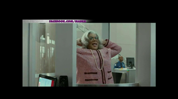 Tyler Perry's Madea's Witness Protection on Blu-Ray and DVD TV Spot - Thumbnail 4