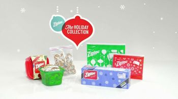 Ziploc Holiday Collection TV Spot