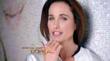 L'Oreal Visible Lift TV Spot Feat. Andie MacDowell - 256 commercial airings