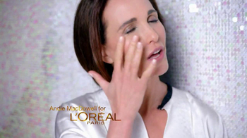 L'Oreal Visible Lift TV Spot Feat. Andie MacDowell - Thumbnail 1