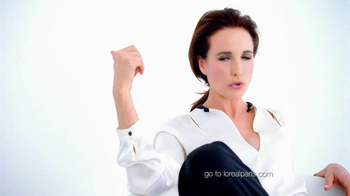 L'Oreal Visible Lift TV Spot Feat. Andie MacDowell - Thumbnail 8