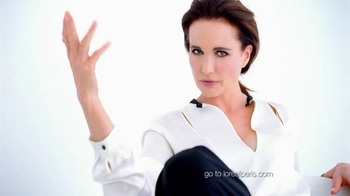 L'Oreal Visible Lift TV Spot Feat. Andie MacDowell - Thumbnail 9