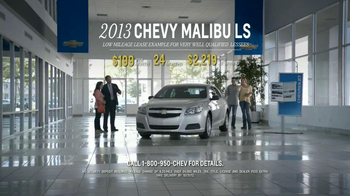 2013 Chevrolet Malibu Eco LS TV Spot, 'Cassette Deck' - Thumbnail 10