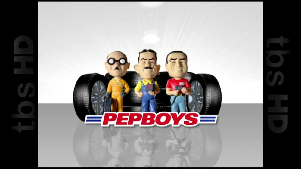 Pepboys Tv Commercial 4th Tire Free Ispot Tv