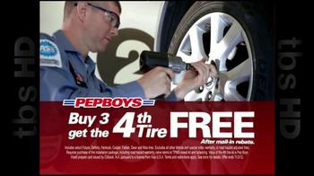 PepBoys TV Spot '4th Tire Free' - Thumbnail 2
