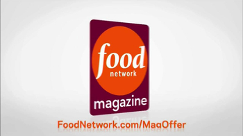 Food Network Magazine TV Spot, 'November 2012' - Thumbnail 5