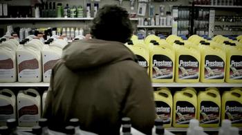 Prestone Antifreeze Coolant TV Spot, 'Ready for Winter' - Thumbnail 2