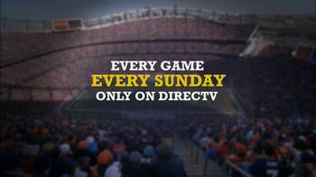 DIRECTV TV Spot, 'NFL Sunday Ticket' - Thumbnail 3