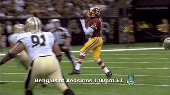 DIRECTV TV Spot, 'NFL Sunday Ticket' - Thumbnail 4