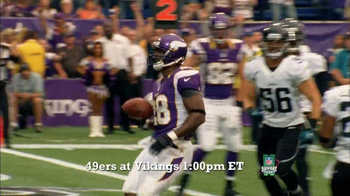 DIRECTV TV Spot, 'NFL Sunday Ticket' - Thumbnail 6