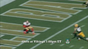 DIRECTV TV Spot, 'NFL Sunday Ticket' - Thumbnail 7