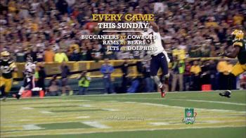 DIRECTV TV Spot, 'NFL Sunday Ticket' - Thumbnail 8