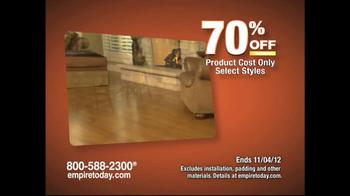 Empire Today Warehouse Sale TV Spot - Thumbnail 1