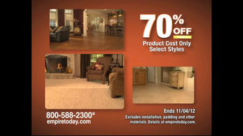 Empire Today Warehouse Sale TV Spot - Thumbnail 3